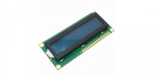 Afisaj LCD model 1602 - Albastru [0]