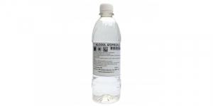 Alcool izopropilic la sticla de 500 ml [0]
