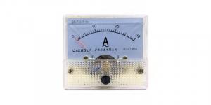 Ampermetru analogic de panou 30A curent alternativ [0]