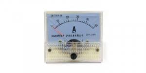 Ampermetru analogic de panou 50A curent alternativ [0]