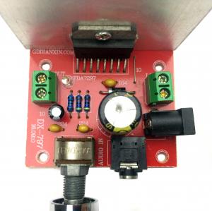 Amplificator 2X15W cu TDA7297 [2]