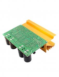 Amplificator audio AD300A, 2x150W(4R), 2x100W(8R), Alimentare 2x32V AC [1]