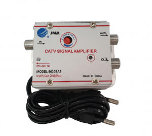 Amplificator de semnal TV 2 iesiri 8620SA2 [0]