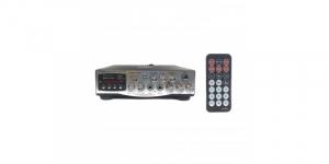 Amplificator Kinter-009 Hi-Fi Stereo Karaoke USB, MMC, SD, Radio FM [0]