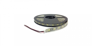 Banda LED 5050 Alb Rece 24V, 60 LED/m, IP65 [2]