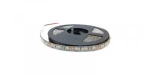 Banda LED 5050 Roz 12V, 60 LED/m, IP65 (Waterproof) [0]