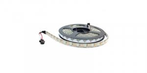 Banda LED adresabila 5050 RGB 5V, 60 LED/m, IP65 (WP) [0]