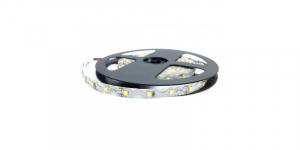 Banda LED ondulata 3528 Alb Rece 12V, 60 LED/m, IP20 (NW) [0]