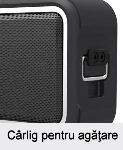 Boxa portabila 10W HFD-895, NFC, BT, PowerBank, MicroSD [1]