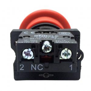 Buton cu cheie cu un contact si 2 pozitii LA167-B2-ES142 [1]