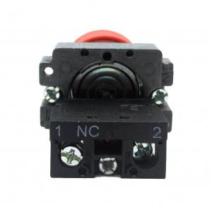 Buton de urgenta STOP cu un contact si 2 pozitii LA167-B2-BS442 [1]