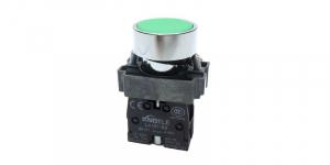Buton verde cu apasare cu un contact si 2 pozitii LA167-B2-BA31 [0]