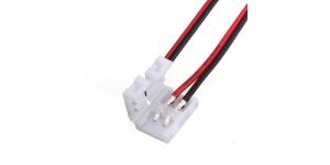 Cablu compatibil cu banda LED 3528 cu 2 clipsuri [1]