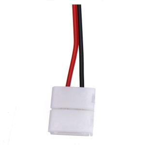 Cablu compatibil cu banda LED 5050 cu 2 clipsuri [0]