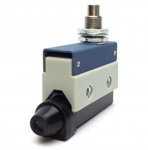 Comutator limitator cu push button fara retinere 24mm inaltime Kenaida LA167-Z7/310 [1]