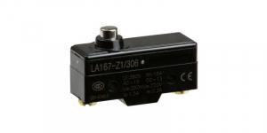 Comutator limitator cu push button fara retinere Kenaida LA167-Z1/306 [0]