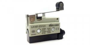 Comutator limitator de cursa cu lamela lunga si rola 68mm lungime Kenaida LA167-Z7/121 [0]