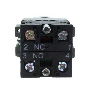 Comutator ON-OFF 0-1 cu 2 pozitii LA167-B2-BD25 [1]