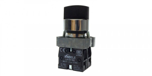 Comutator ON-OFF 1-0-1 cu 3 pozitii LA167-B2-BD33 [0]