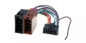 Conector ISO Pioneer, 16 PIN [1]