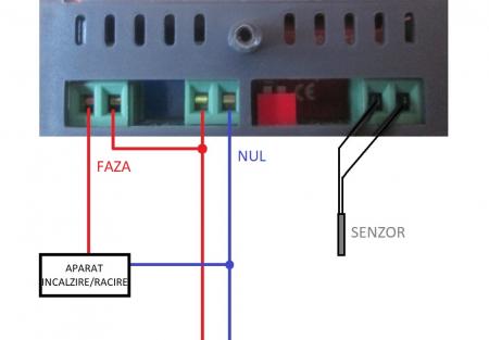 Controler temperatura digital Willhi WH7016C [2]