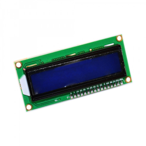 Display LCD 1602 albastru + adaptor I2C  OKY4005 [4]