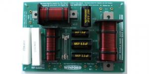 Filtru boxe audio (2 canale, 2 basi) WF-6A80-K1 [1]