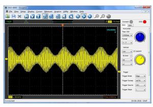 Hantek 6074BC Osciloscop USB PC 70Mhz Bandwidth [2]