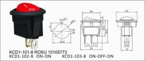 Intrerupator tip Rocker KCD1-101-8 [1]