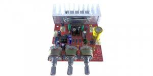 Kit amplificator audio stereo MY9844 [0]