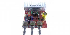 Kit amplificator audio stereo MY9844 [1]