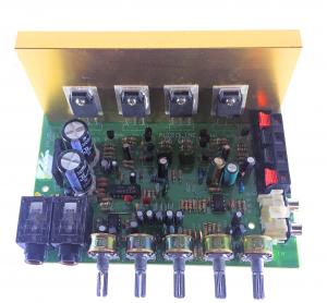 Kit amplificator audio stereo OK 688 [1]