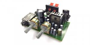 Kit amplificator audio stereo 2x15W PA-2005 [0]