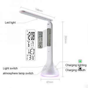 Lampa de birou 4W, lumina Alb Natural, 250 lm [0]