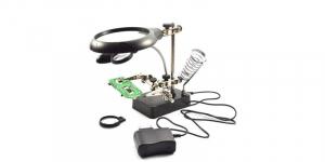 Lupa pentru atelier electronic cu iluminare MG16129-C [0]