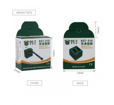 Magnetizor/demagnetizor, BST-016 [1]