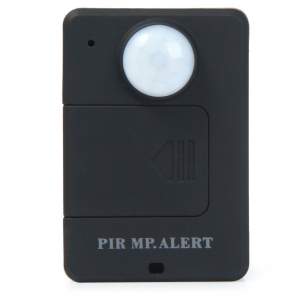Microfon GSM spy vocal A9 - microfon ambiental cu activare vocala si senzor de prezenta (PIR) [0]