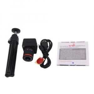 Mini Camera HD Wi-Fi P2P cu binoclu digital ZOOM 50x [2]