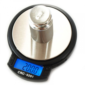 Mini cantar electronic profesional 0-500g/0-200g AUY CRC-5201 [2]