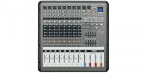 Mixer cu amplificator 8 canale 860D, 2 x 650W [0]