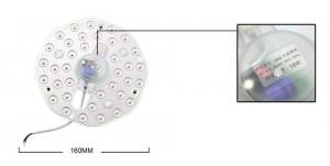 Modul 36 LED-uri pentru aplica, LED Alb Rece 2835, 18W, : Ø 160, alimentare 220V AC [1]