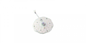Modul 36 LED-uri pentru aplica, LED Alb Rece 2835, 18W, : Ø 160, alimentare 220V AC [0]