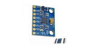 Modul accelerometru cu giroscop pe 3 axe cu senzor GY-521 MPU-6050 [0]