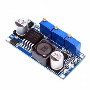 Modul convertor DC-DC, coborator de tensiune cu limitare curent LM2596 CC/CV OKY3497-5 [2]