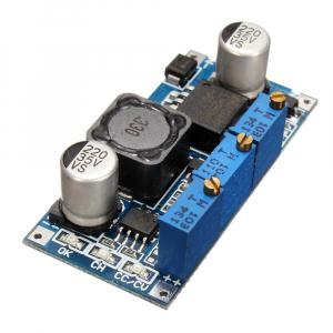 Modul convertor DC-DC, coborator de tensiune cu limitare curent LM2596 CC/CV OKY3497-5 [3]