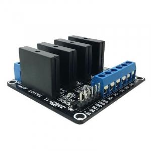 Modul cu 4 relee Solid State, Ucomanda-5V, max.2A-250VAC [1]