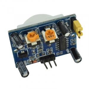 Modul cu senzor PIR HC-SR501 senzor de miscare OKY3270 [1]