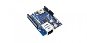 Modul de extindere placa de retea W5100 cu card SD [0]