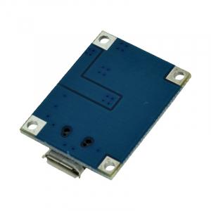 Modul de incarcare baterie microUSB TP4056 4.5-5V 1A [1]