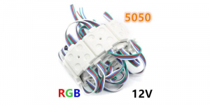 Modul LED 4X5050 RGB IP 65 (WP) [0]